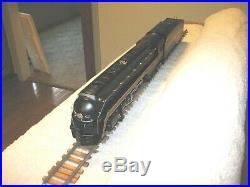 MTH O Scale Premier N&W 4-8-4 J Steam Locomotive # 20-3024-1 With Proto-sound OB