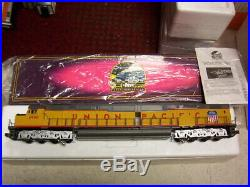 MTH O Scale Premier Union Pacific #6900 DD40AX Diesel Engine PS1 20-2178-1 New