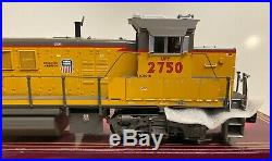 MTH O Scale RTR Union Pacific 3GS21B Genset Diesel Engine Proto Sound 2.0 #2750