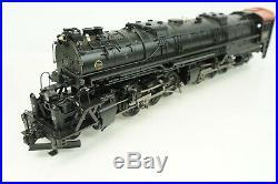 MTH O Scale Western Maryland WM 4-6-6-4 M2 Challenger Steam Engine 20-3241-1 P2
