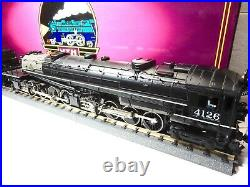 MTH Premier # 20-3125-1 Southern Pacific AC-6 Cab Forward- Steam Loco O Scale-Ex