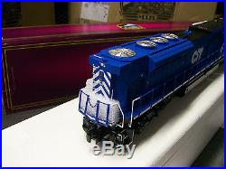 MTH Premier CIT Rail O Scale SD-9043MAC Diesel Engine 3 Rail with Proto-Sound 3.0