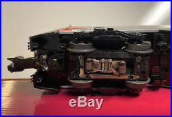 MTH Premier O Scale Amtrak Genesis Diesel Engine With Proto-Sound 3.0 #156