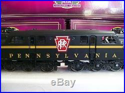 MTH Premier O Scale Pennsylvania GG-1 Electric Engine Brunswick Green Proto 3.0