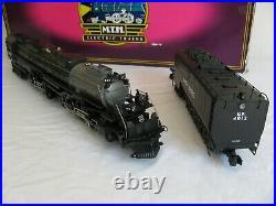 MTH Premier O Scale Union Pacific 4-8-8-4 Big Boy Locomotive with PS-3 Upgrade EX