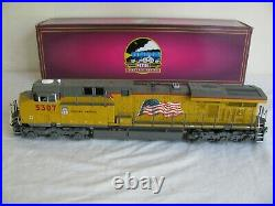 MTH Premier O Scale Union Pacific ES44AC Diesel Engine with PS-2 #20-2826-1