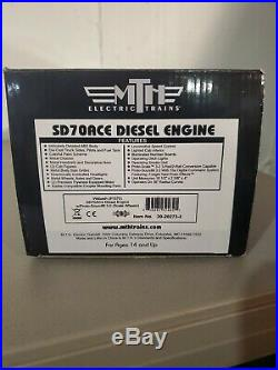 MTH Scale SD70ACE Diesel Engine