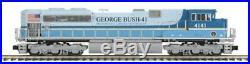 MTH Trains 20-21155-1 O Scale George H Bush SD70ACe Diesel Engine ProtoSound 3