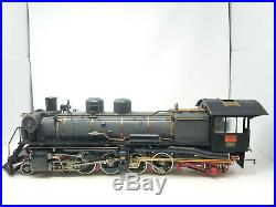 Magnus/LGB G scale #8019 Argentina 4-8-2 locomotive & Tender