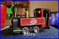 Mamod Live Steam Locomotive Garden Railway O Gauge 16mm scale Sm32 Gas Burner