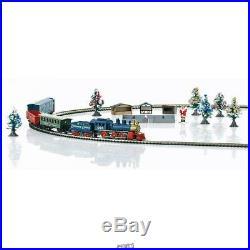 Marklin locomotive 81846 Z Scale Christmas Freight Train Set