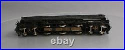 Max Gray O Scale 2-Rail Brass Pennsylvania Box Cab Electric Locomotive painted