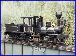 Moloco / Accucraft Buffalo Shay Locomotive Brass 120.3 Scale STUNNING