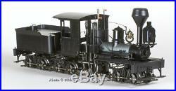 Moloco The Buffalo Shay F Scale Powered Steam Locomotive 120.32 Scale