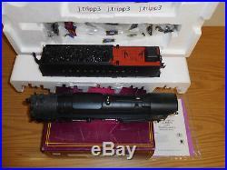 Mth #20-3160-1 Pennsylvania J-1 2-10-4 Steam Engine Locomotive O Scale Train Prr