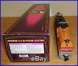 Mth #20-5511-1 Milwaukee Road Bi-polar Electric Locomotive Engine O Scale Train