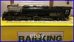 Mth #70-3002-1 Challenger Steam Engine Proto 2.0 Sound Very Rare G Scale W Box