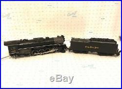 Mth O Scale 20-3032-1 Scale Berkshire 2-8-4 Die-cast Steam Locomotive & Tender