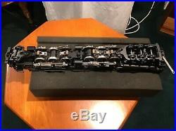 Mth o scale premier steam engines -Massive Loco runs on O-72,20-3115-1