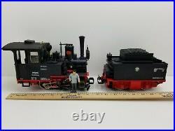 NO BOX READ LGB 2015D 992015 Steam Locomotive G Scale 0-4-0 Lehmann Gross Bahn
