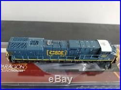N Scale BROADWAY LIMITED CSX ES44AC #993 DCC & SOUND
