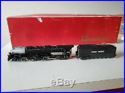 N Scale Con Cor Rivarossi Union Pacific 4-6-6-4 Challenger Locomotive #3977