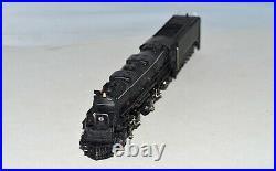 N Scale Con-Cor Rivarossi Union Pacific BIG BOY 4-8-8-4 Steam Loco & Tender