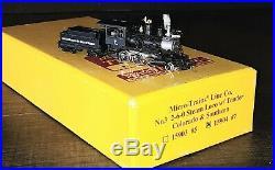N Scale Micro-Trains Line MTL Nn3 2-6-0 C&S #7 Factory Painted Steam Locomotive