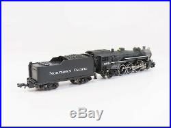 N Scale Model Power 7404 NP Northern Pacific 4-6-2 Steam Locomotive #2216