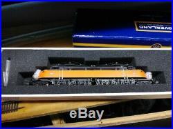 N-Scale Overland Models brass Milwaukee Road Little Joe Electric locomotive. NIB