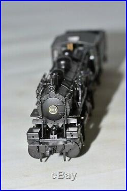 N Scale SUPER RARE MicroAce A0652 0-6-6-0 Steam Locomotive 9801 & Tender NIB