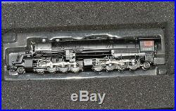 N Scale Walthers Heritage 920-90100 AT&SF #1792 w Sound & DCC 2-8-8-2 Steam Loco