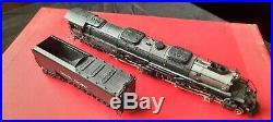 N scale Key Imports Brass Union Pacific # 4000 BIG BOY steam locomotive 4-8-8-4n
