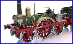 OCCRE 54001 Adler locomotive wooden-metal model kit, scale 124