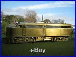 O Scale Brass Overland Alco FA-1 / FB-1 Set of Diesel Locomotives
