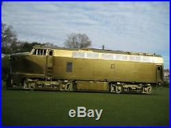 O Scale Brass Overland Baldwin NYC RF-16 A/B Sharknose Diesel Locomotive Set