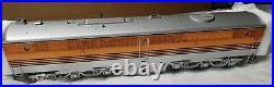 O scale 2 rail brass Key Imports D&RGW Alco PA-1/2 & PB-1/2 Silver and Aspen F/P