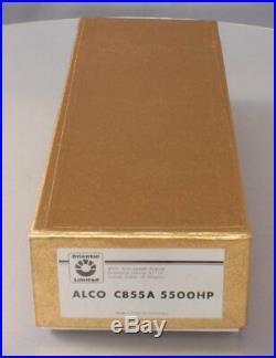 Oriental Limited Samhongsa HO Scale Brass Alco C855A 5500HP Diesel Engine Power
