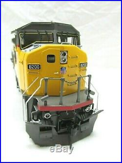 Overland Models BRASS UP SD90AC Diesel Locomotive 2 Rail O Scale Runs Beautiful