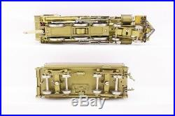 Overland Models Brass HO Scale Great Northern 4-6-0 E-15 Locomotive and Tender