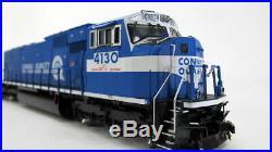 Overland Models OMI-6148.1 HO Scale ConRail SD70MAC #4130 Brass Locomotive