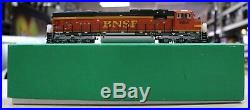 Overland OMI-6622.1 HO Scale BNSF SD70MAC #9994 Brass Locomotive Painted 1999