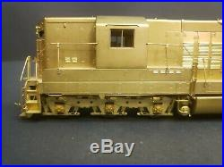 Overland O Scale Brass EMD SD 7 Diesel Engine Unpainted New no box