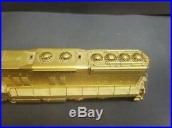 Overland O Scale Brass EMD SD 7 Diesel Engine Unpainted New no box