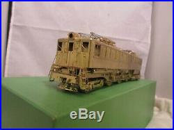 Overland Pennsylvania O Scale P5A Brass Electric Locomotive