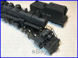 PFM United Painted Brass HO Scale Sierra 2-6-6-2 Articulated Logging Locomotive