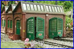 Piko G Scale Sonneberg Locomotive Shed Bn 62001