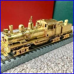 Precision Scale Co PSC NAKAMURA HO scale model brass locomotive