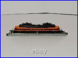 RARE Overland Models Brass N Scale Milwaukee Road Little Joe Electric 1 of 19