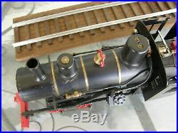 Railroad Heisler 3/4 Scale Kozo Live Steam Locomotive Engine